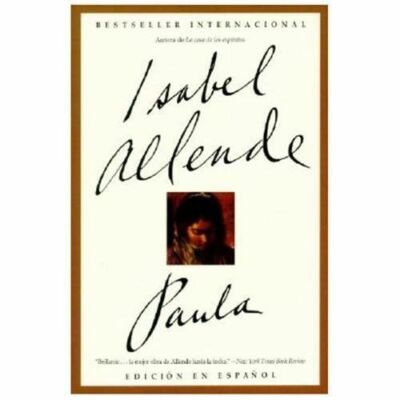Paula (Spanish Edition), Isabel Allende, Acceptable Book