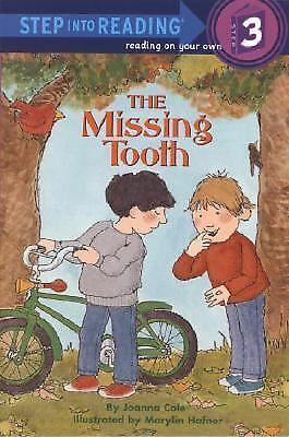 The Missing Tooth (Step into Reading), Cole, Joanna, Acceptable Book