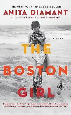 The Boston Girl: A Novel - Diamant, Anita - Good Condition