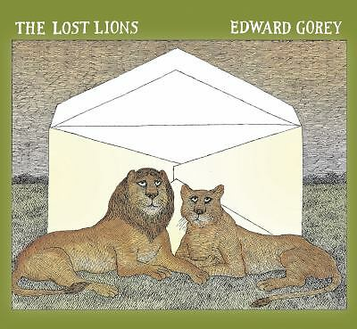 The Lost Lions, Edward Gorey, Good Book