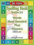 Spelling Book, Level 2-3 by Dr. Fry, Fry, Edward, Very Good Book