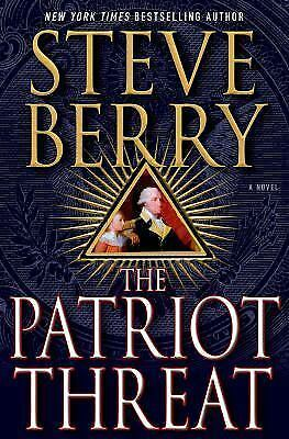The Patriot Threat: A Novel (Cotton Malone), Berry, Steve, Good Book