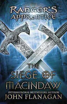 The Siege of Macindaw: Book Six (Ranger's Apprentice), John Flanagan, Good Book