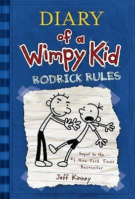 Rodrick Rules (Diary of a Wimpy Kid #2), Jeff Kinney, Good Book