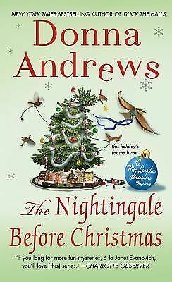 The Nightingale Before Christmas (Meg Langslow Mysteries) - Andrews, Donna - Goo