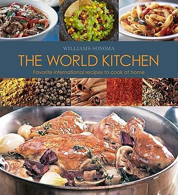The World Kitchen (Williams-Sonoma), Rodgers, Rick, Good Book