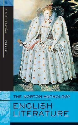The Norton Anthology of English Literature, Volumes A-C: The Middle Ages through