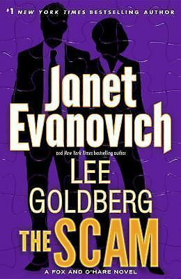 The Scam: A Fox and O'Hare Novel, Goldberg, Lee, Evanovich, Janet, Good Book