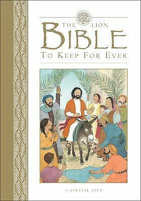The Lion Bible to Keep for Ever, Rock, Lois, Excellent Book