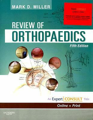 Review of Orthopaedics: Expert Consult - Online and Print, 5e (Miller, Review of