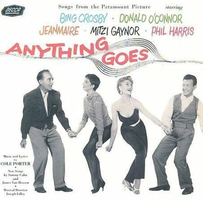 Anything Goes (1956 Film Soundtrack), , Very Good Soundtrack, Extra tracks
