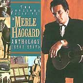 The Lonesome Fugitive: The Merle Haggard Anthology (1963-1977), Haggard, Merle,