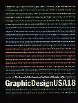 Graphic Design U.S.A. 18: The Annual of the American Institute of graphic Arts.