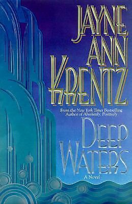 Deep Waters by Jayne Ann Krentz (1997, Hardcover)
