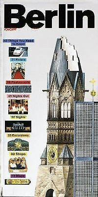 Knopf City Guide: Berlin (Knopf City Guides), Knopf Guides, Good Book