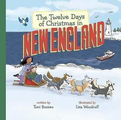 The Twelve Days of Christmas in New England (The Twelve Days of Christmas in Ame
