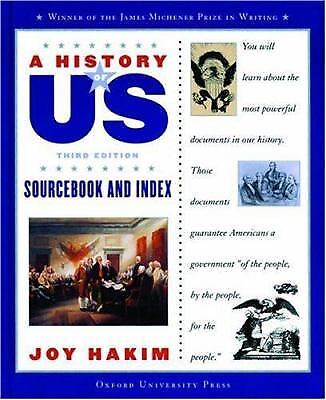 A History of US: Book 11: Sourcebook and Index, Oxford University Press, Good Bo