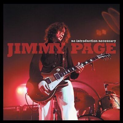 No Introduction Necessary: Deluxe Edition, Jimmy Page, Good Original recording r