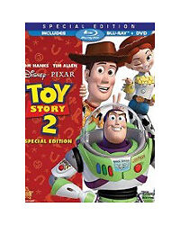 Toy Story 2 (Two-Disc Special Edition Blu-ray/DVD Combo w/ Blu-ray Packaging), G