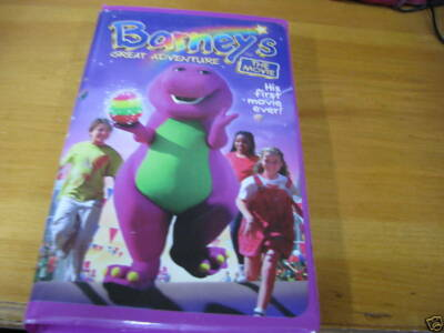 Barney - Barney's Great Adventure: The Movie (1998, ...