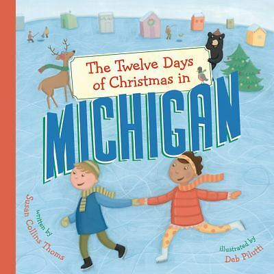 The Twelve Days of Christmas in Michigan (The Twelve Days of Christmas in Ameri