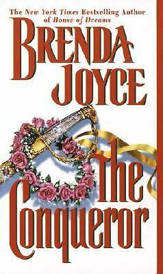 The Conqueror (Dell Historical Romance) - Joyce, Brenda - Acceptable Condition