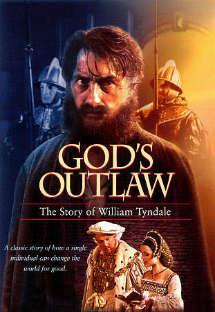 God's Outlaw: The Story of William Tyndale (2004) DVD LAST ONE!