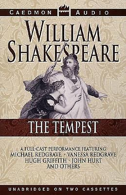Tempest, Shakespeare, William, Acceptable Book