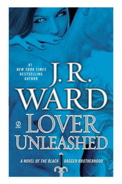 Lover Unleashed (Black Dagger Brotherhood, Book 9) - Ward, J.R. - Good Condition