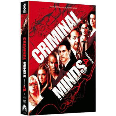 Criminal Minds: The Complete Fourth Season by