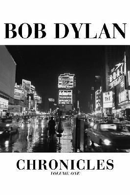 Chronicles, Volume 1 - Dylan, Bob - New Condition