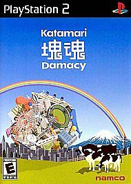 Katamari Damacy - PlayStation 2, Good PlayStation2, Playstation 2 Video Games