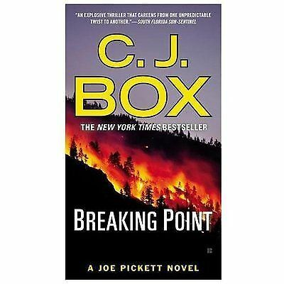 Breaking Point (A Joe Pickett Novel), Box, C. J., Good Book
