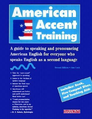 American Accent Training -  - Very Good Condition