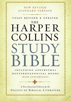 The HarperCollins Study Bible: Fully Revised and Updated - Attridge, Harold W. -