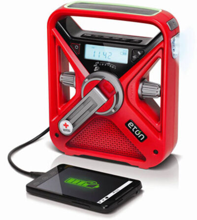 Red Cross FRX3 Eton Emergency Radio