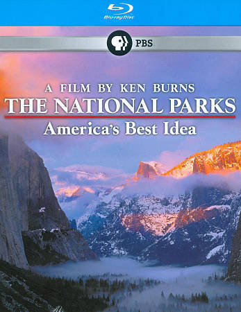 The National Parks: America's Best Idea, Excellent DVD, George Takei, Campbell S
