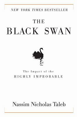 The Black Swan - Nassim Nicholas Taleb - Good Condition