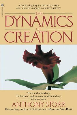 The Dynamics of Creation, Storr, Anthony, Good Book