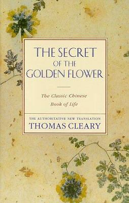 The Secret of the Golden Flower, Cleary, Thomas, Very Good Book