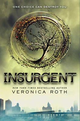 Insurgent (Divergent, Book 2) - Roth, Veronica - Very Good Condition