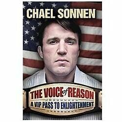 The Voice of Reason: A V.I.P. Pass to Enlightenment, Sonnen, Chael, Very Good Bo