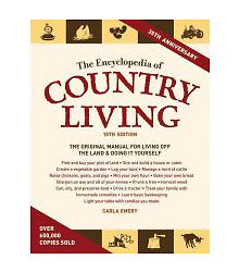 The Encyclopedia of Country Living, 10th Edition, Emery, Carla, Good Book