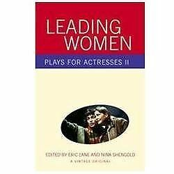 Leading Women: Plays for Actresses 2 -  - Good Condition