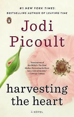 Harvesting the Heart - Jodi Picoult - Good Condition