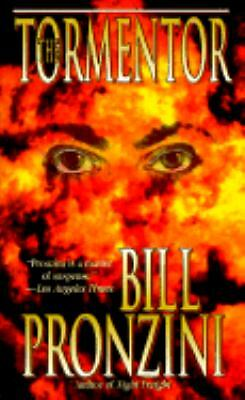 The Tormentor by Bill Pronzini (2000, Paperback)