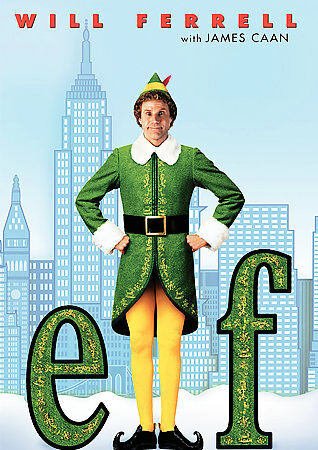 Elf (Infinifilm Edition) by Will Ferrell, Bob Newhart