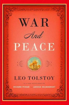 War and Peace (Vintage Classics) - Leo Tolstoy - Good Condition