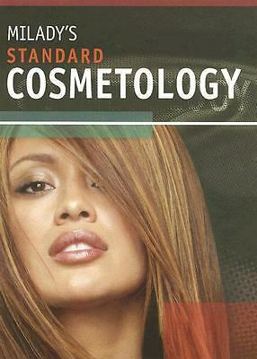 Milady's Standard Cosmetology 2008: Hardcover, Milady, Very Good Book