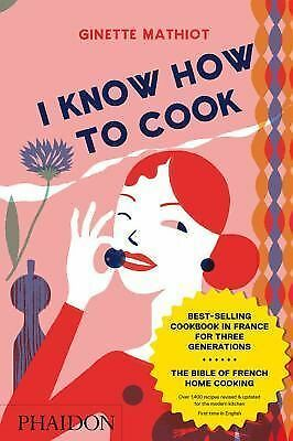 I Know How to Cook, Mathiot, Ginette, Good Book